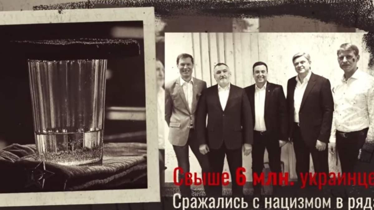 Ренат Кузьмін презентував пісню до 9 травня – скандальне відео