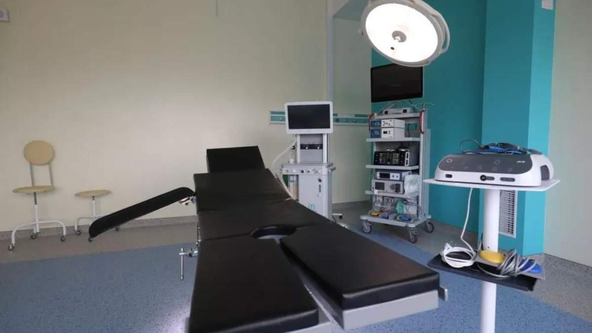 Львівська лікарня отримала чеське обладнання на 6 мільйонів гривень