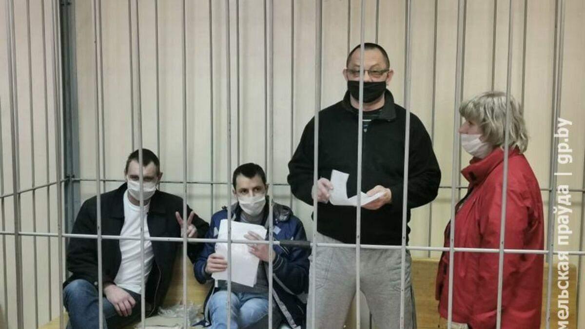 Довірених осіб Тихановської засудили через підготовку держперевороту
