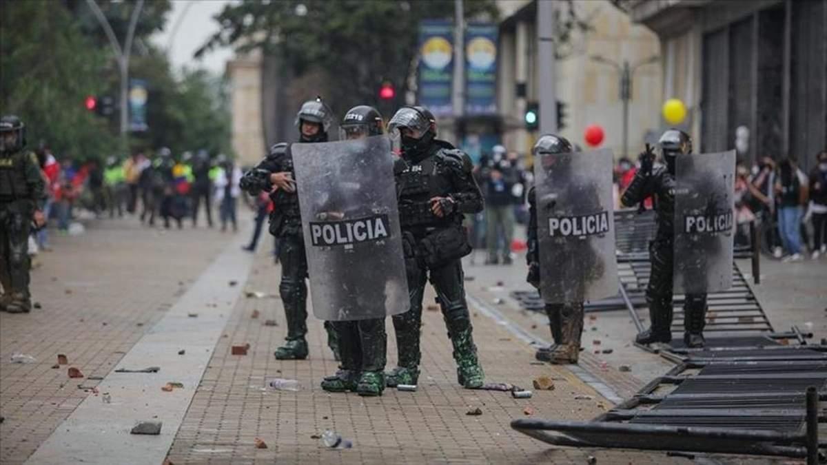 Евросоюз осудил насилие в Колумбии: там погибли 19 человек
