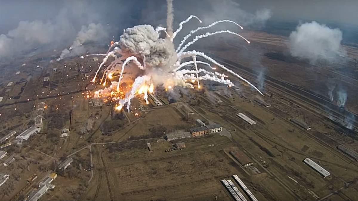 Вибухи в Чехії і вибухи в Балаклії мали одну мету, – Бутусов