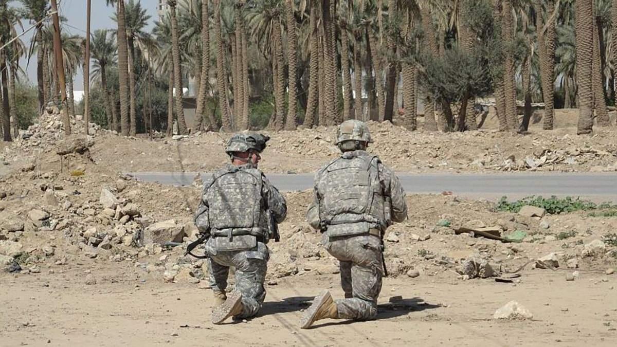 В Ираке обстреляли ракетами военную базу Айн аль-Асад