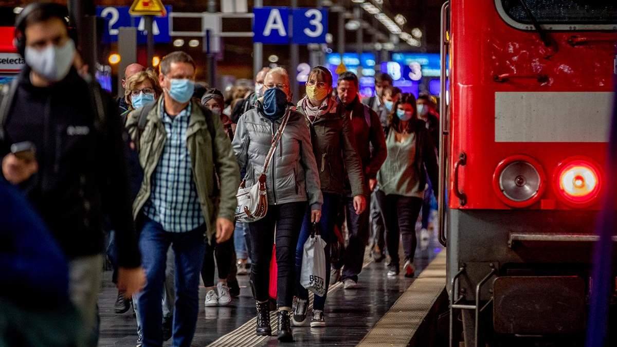 Німеччина планує послабити карантин найближчими вихідними