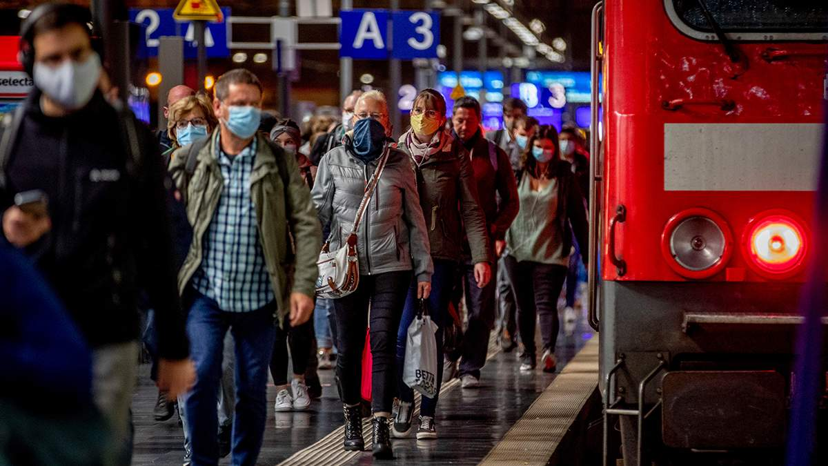 Германия планирует ослабить карантин в ближайшие выходные