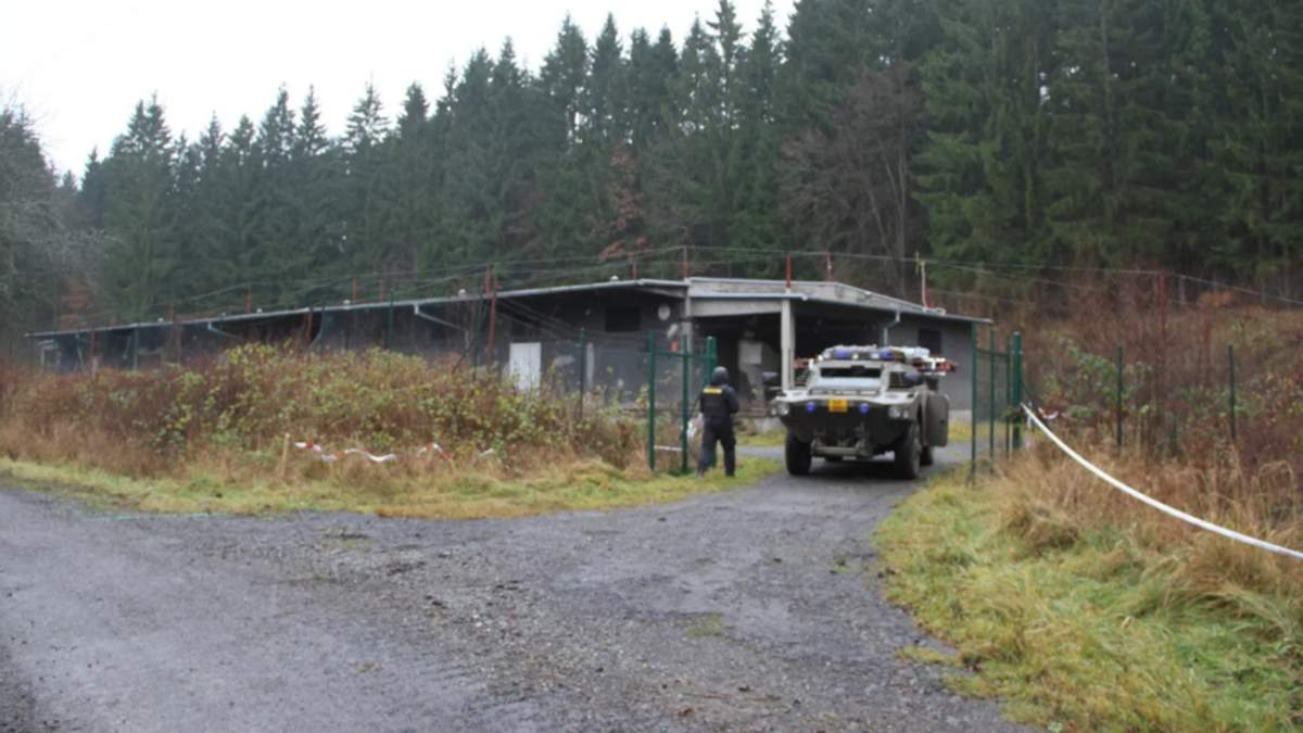 Дело о взрывах на складах в Врбетице могут закрыть