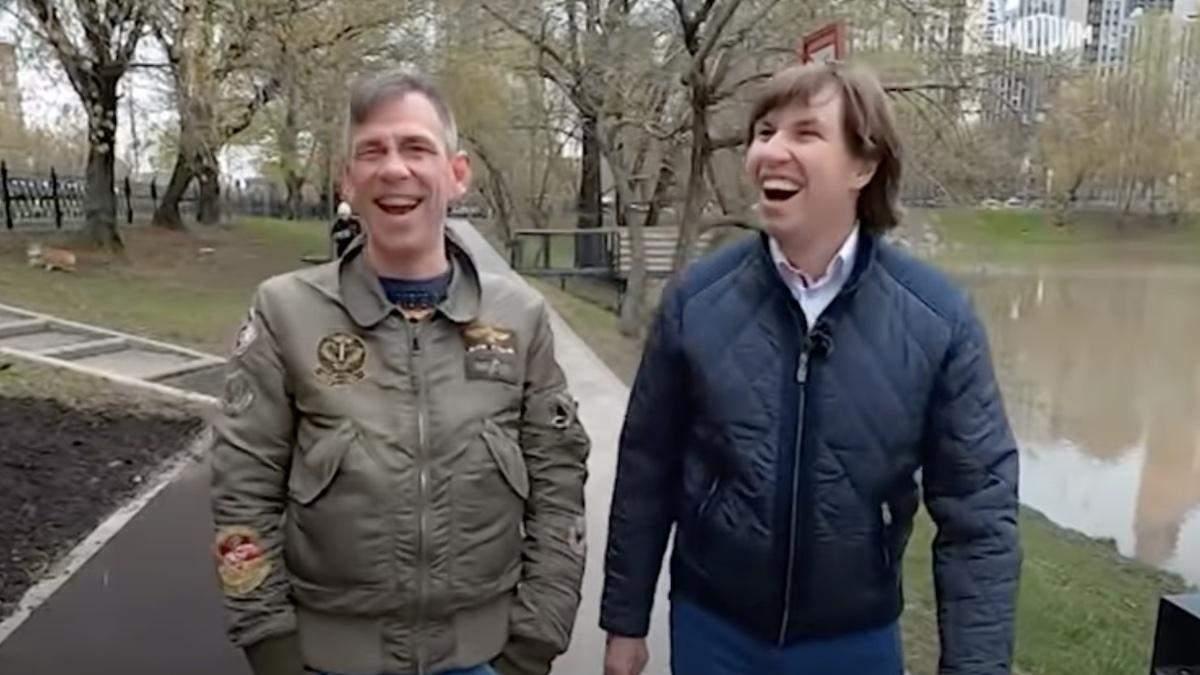 У сюжеті на Россия 24 видали журналіста за чеха, який любить Росію
