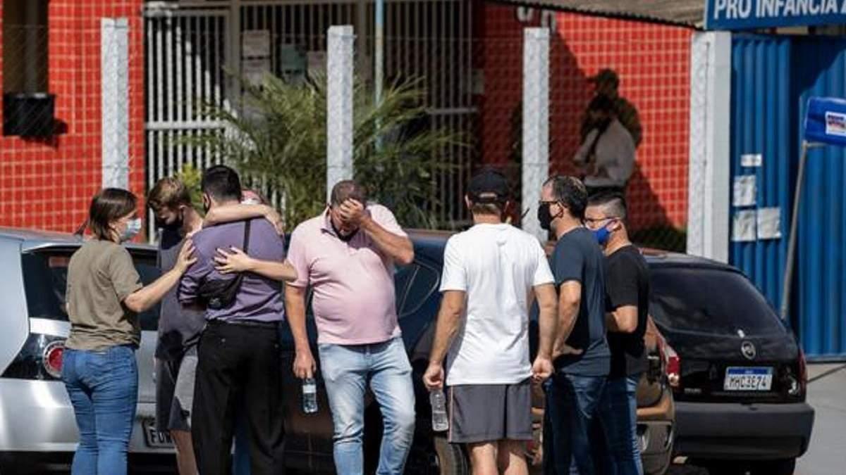 В Бразилии парень с мачете напал на детский сад: убил 3 детей