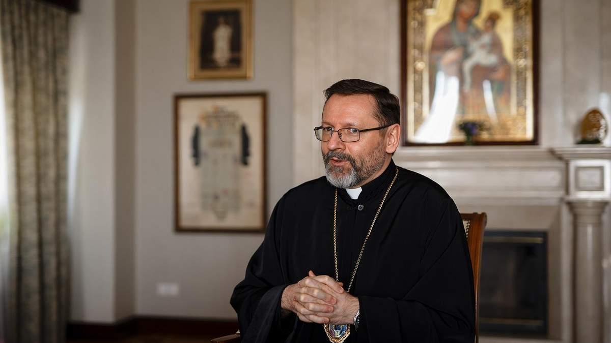 Священник УГКЦ не может быть кандидатом в депутаты, – Шевчук