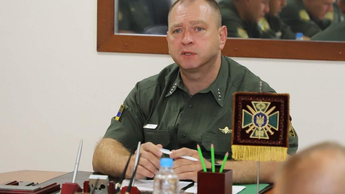 ГПСУ: проект Стена нет, но обустройство границы с Россией продолжается
