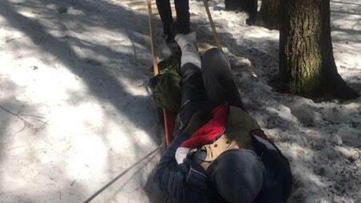 Турист з Києва травмувався у Карпатах під час сходження на Говерлу