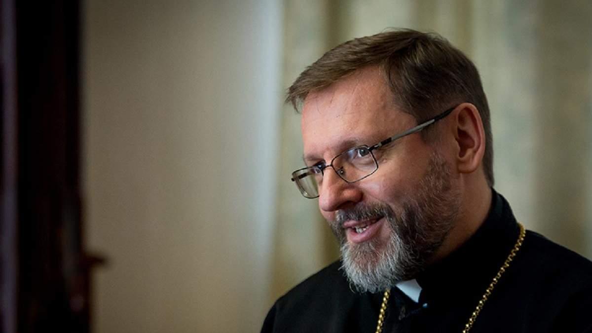 Серед українського духовенства немає ковід-дисидентів, – Святослав