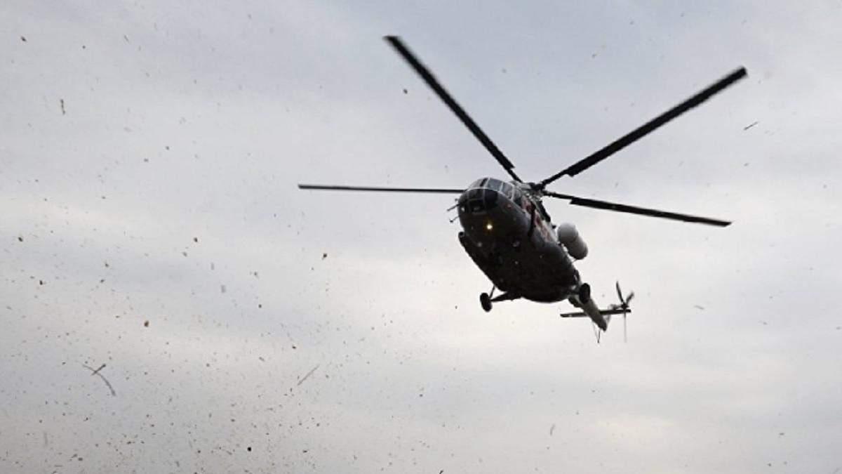 Чому Україна не збиває російські вертольоти-порушники кордону