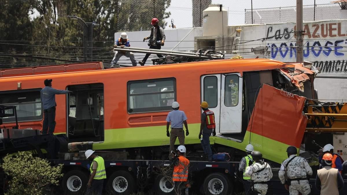 Мексика: кривава аварія на мосту у Мехіко - причини