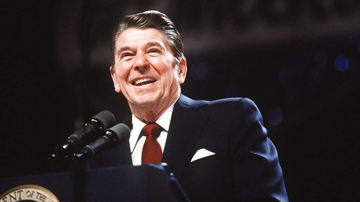 Рейган у промові 57 років тому пояснив терміни війна і мир