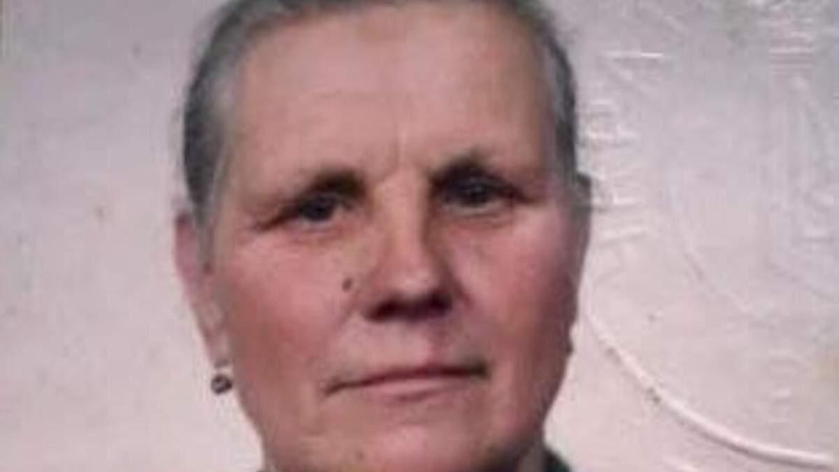Пошла святить Пасху и исчезла: на Ровненщине разыскивают пенсионерку