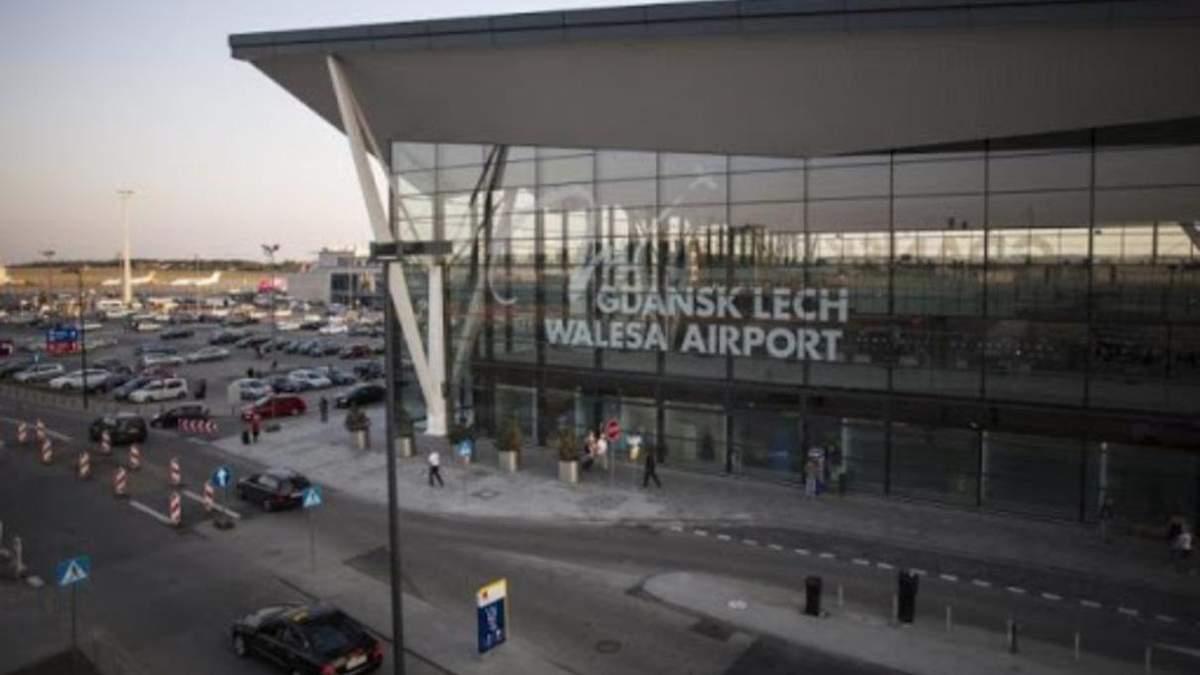 У Польщі українку не впустили на літак через жарт про вибухівку