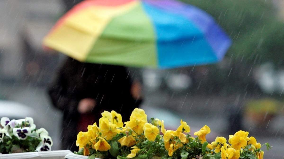 Погода 6 мая 2021: прогноз от синоптиков Украины