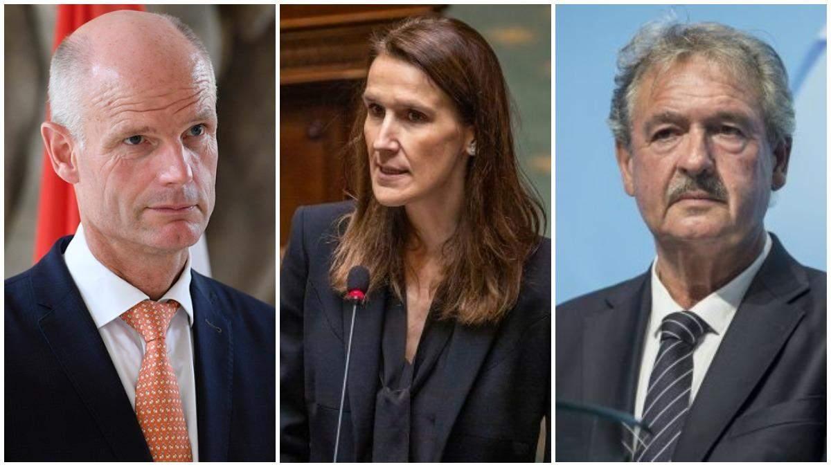 Глави МЗС Нідерландів, Бельгії та Люксембургу відвідають Донбас
