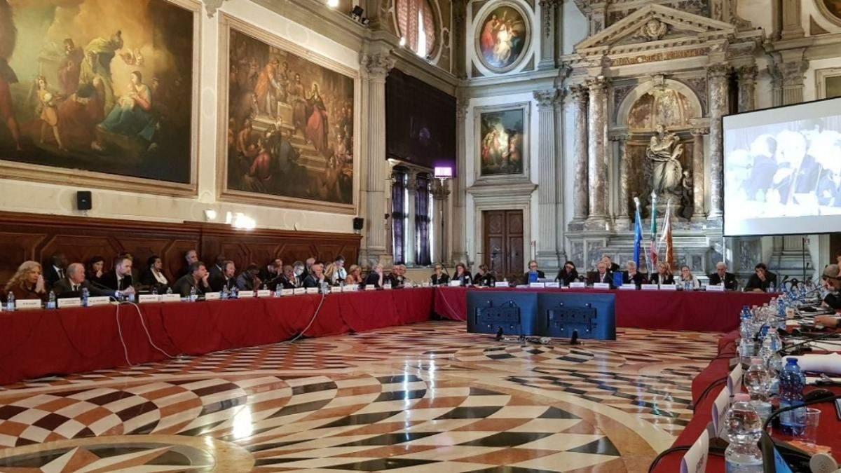 Венецианcька комиссия обнародовала заключение о законопроекте по ВРП