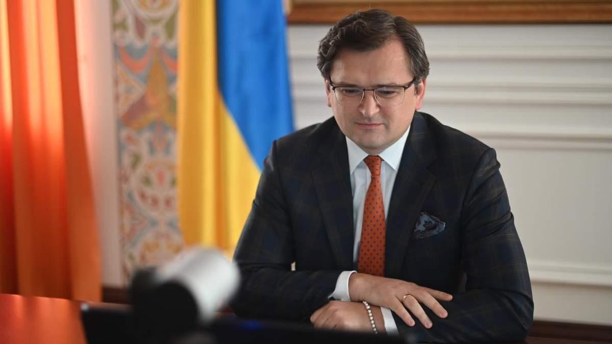 Кулеба: зустріч Байдена і Путіна не суперечить інтересам Києва