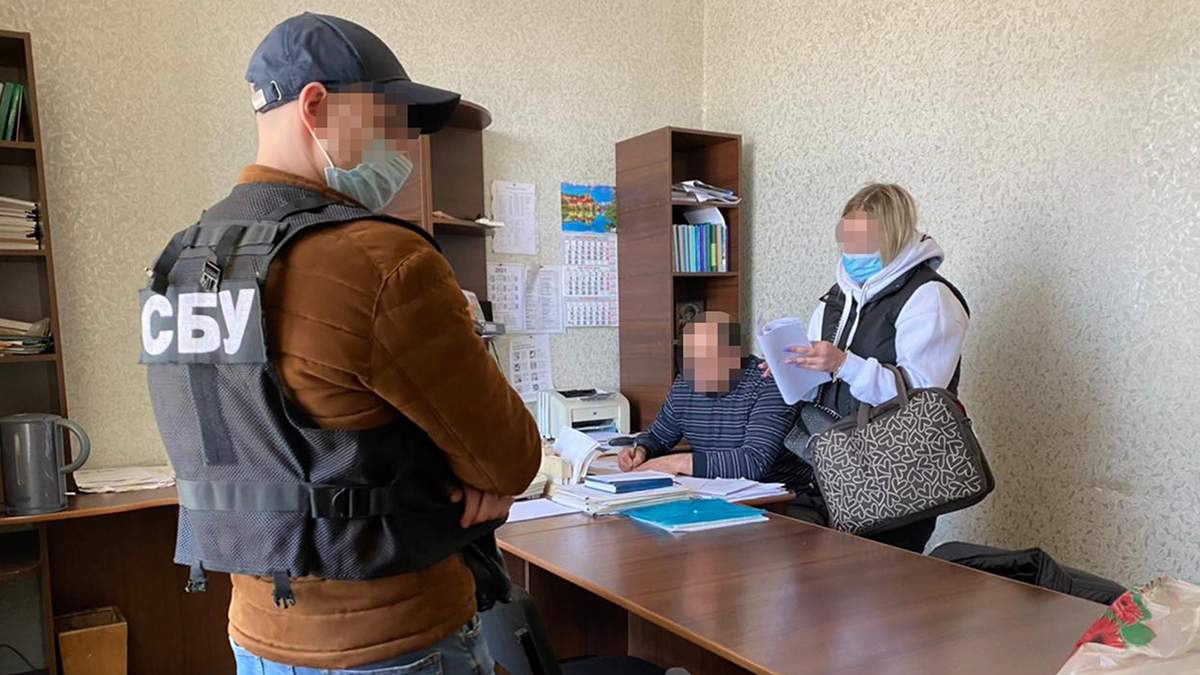СБУ заблокувала корупційну схему Укрзалізниці на Харківщині