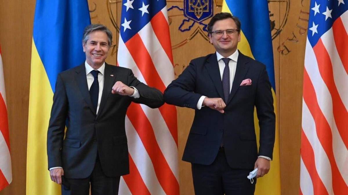 Взаємодія України та США є внеском у безпеку світу, – Кулеба
