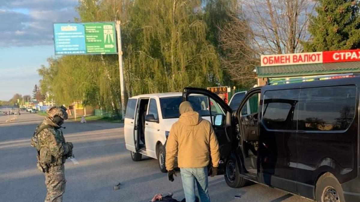 Підпільні рейси з ОРДЛО за хабар терористам: СБУ про схему на Донбасі