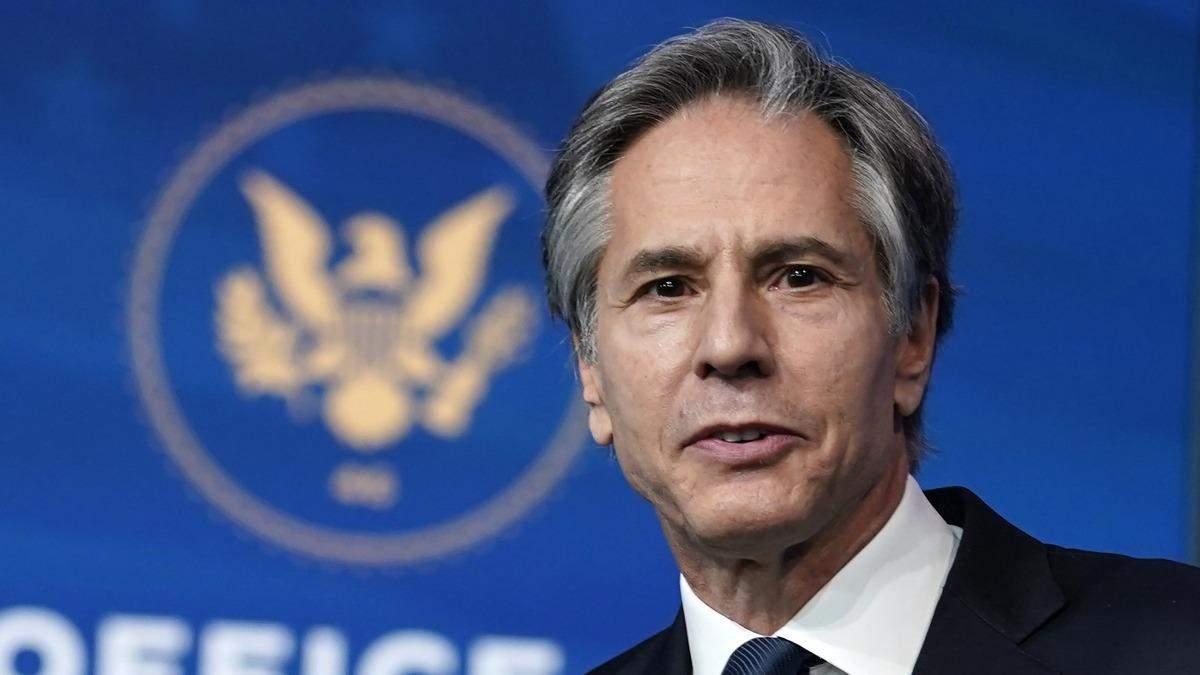 Загрози є, – Блінкен заявив, що Росія частково відвела війська