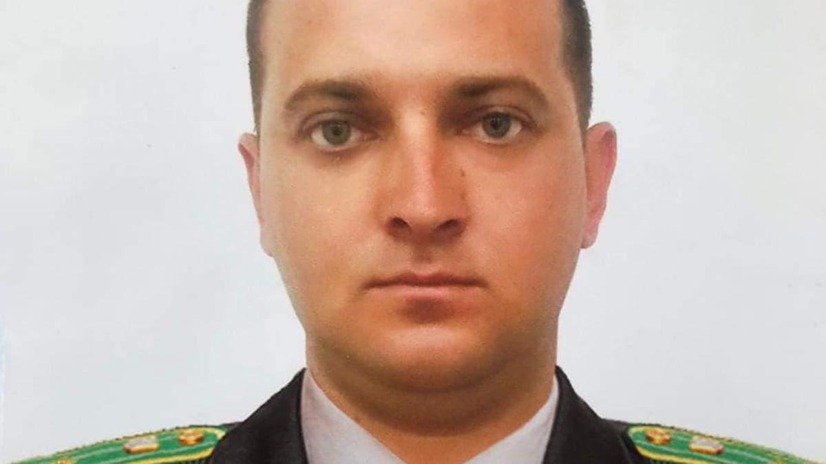 Прикордонника, який зник в Одеській області, знайшли мертвим