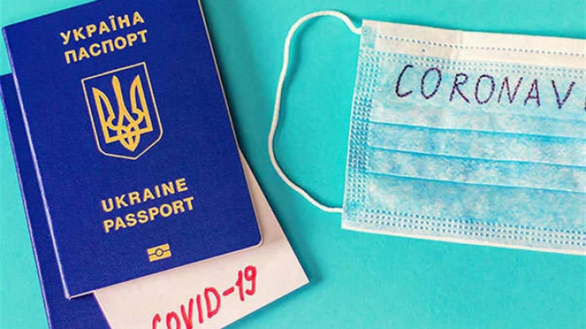 COVID-паспорта поддерживает четверть украинцов, треть - против