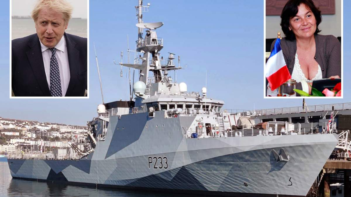 Конфликт Британии и Франции в Ла-Манше: битва за рыбу