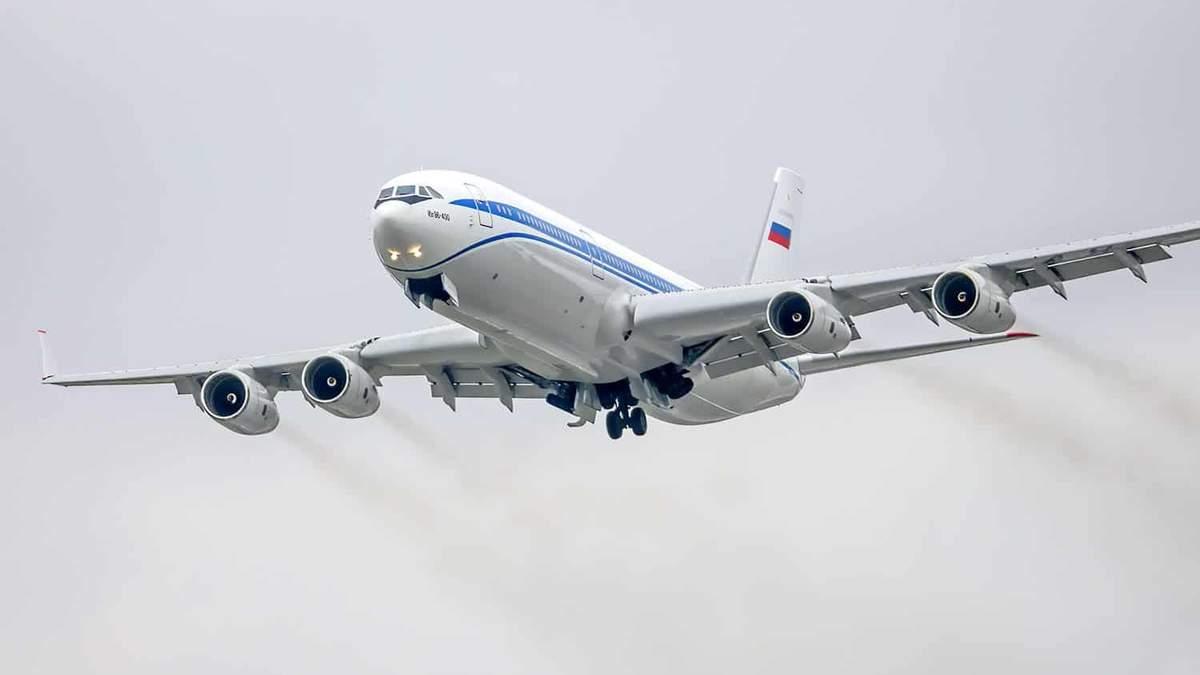 Российский самолет 5 мая 2021 нарушил воздушное пространство Эстонии