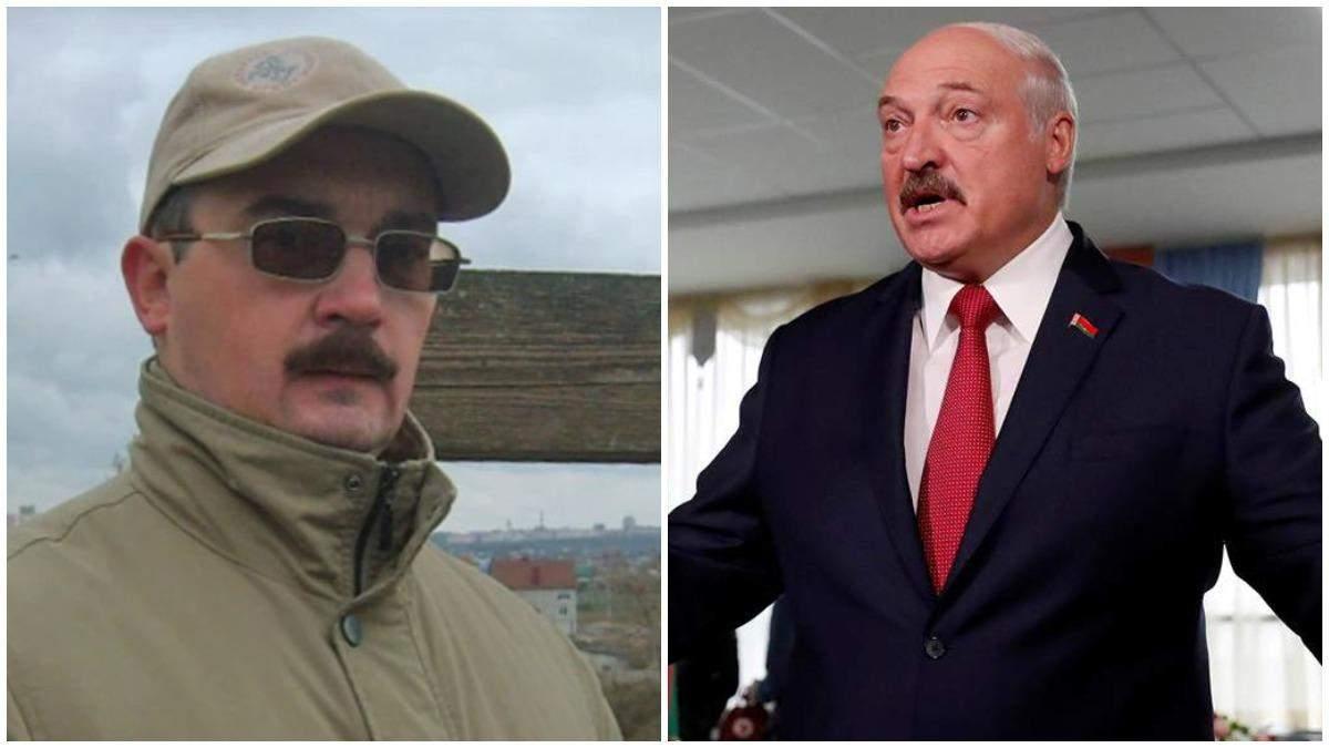 Фігурант справи про замахна Лукашенка просить в України статус біженця