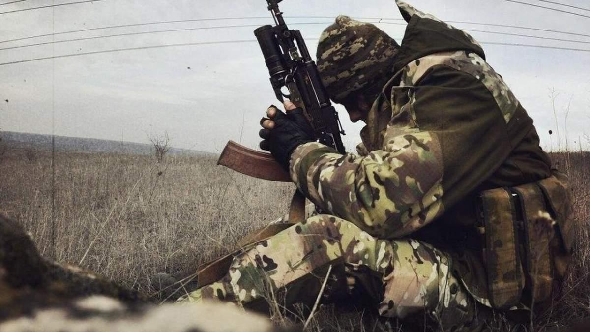 С начала тишины в Донбассе 34 военных погибли, 100 ранены