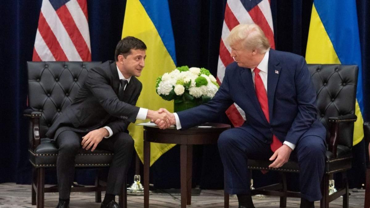 Адміністрація Байдена не нагадувала Зеленському про скандал з Трампом