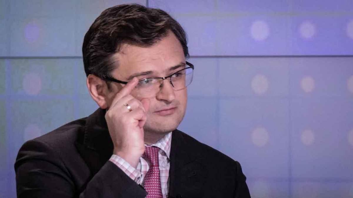 Україна попросила США розширити тренувальну місію для ЗСУ, – Кулеба