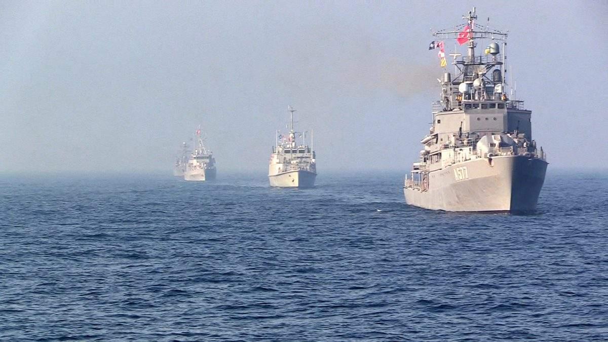 У ЄС прокоментували російську блокаду на Чорному морі