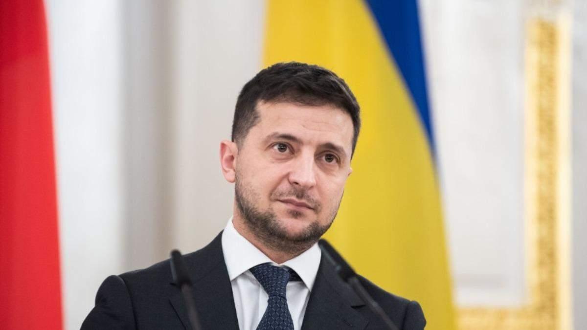 Зеленський нагородив 15 українських піхотинців до професійного свята