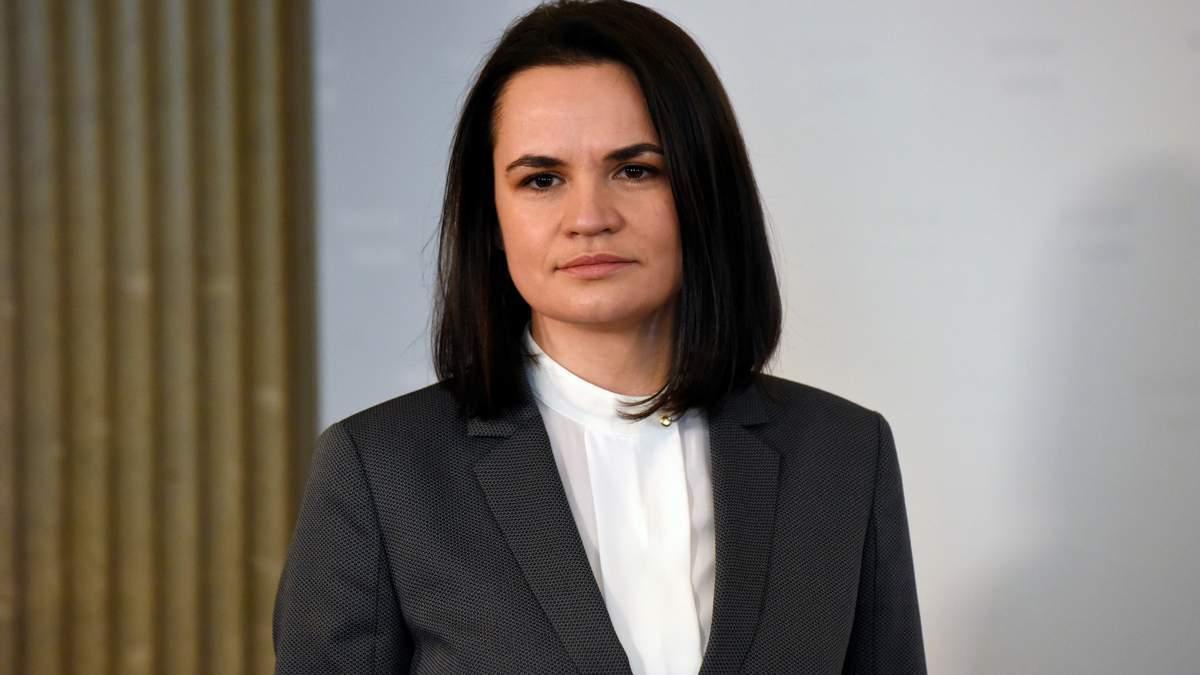 Тихановська скликає міжнародну конференцію