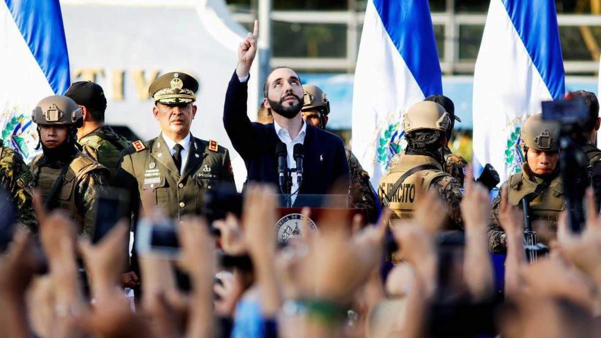 Сальвадор: как молодой президент правит железным кулакомм