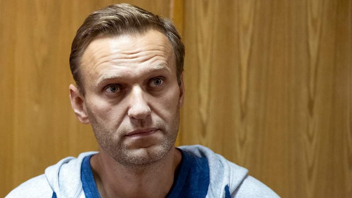 Правозахисники Amnesty International повернули Навальному статус в'язня совісті