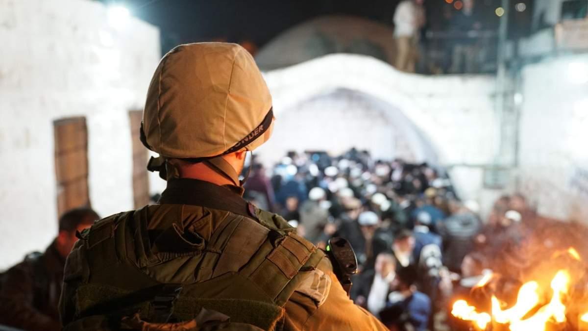 В Восточном Иерусалиме израильские солдаты убили двух палестинцев