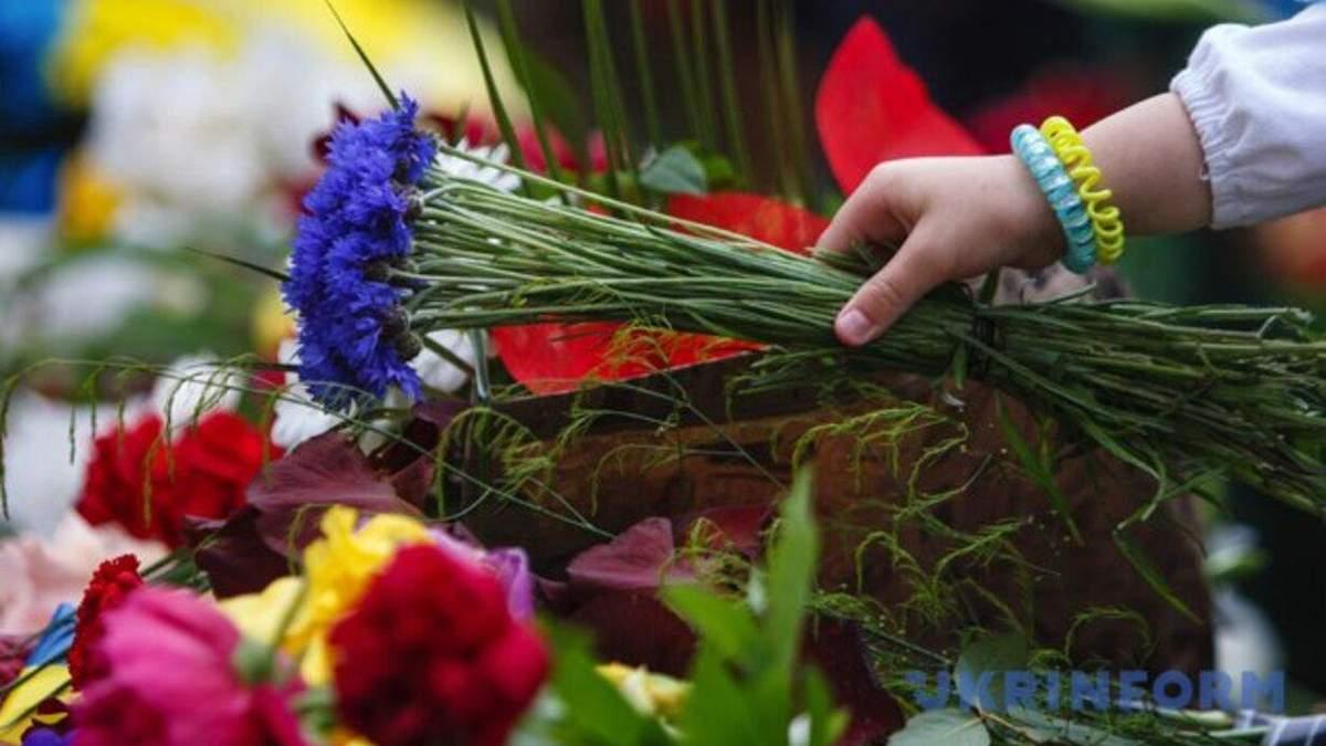 КМДА звинувачує Мінкульт у зриві заходів до Дня пам'яті