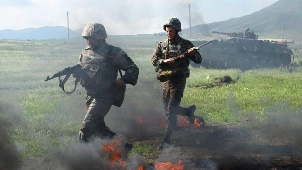 Скільки військових від Азербайджану загинули у війна за Карабах