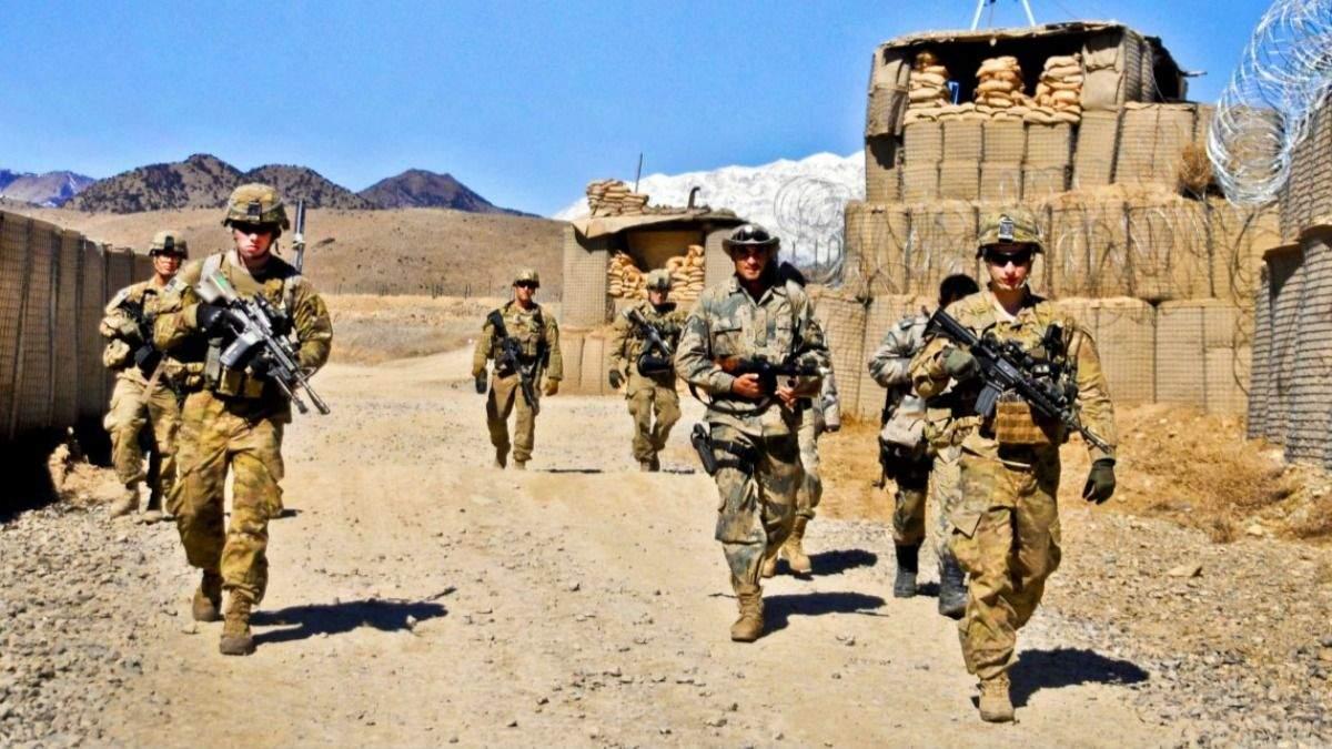 В Европе просят США отложить вывод войск из Афганистана, - СМИ