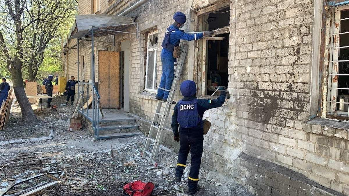 Посольство США среагировало на обстрелы боевиками больницы на Донбассе