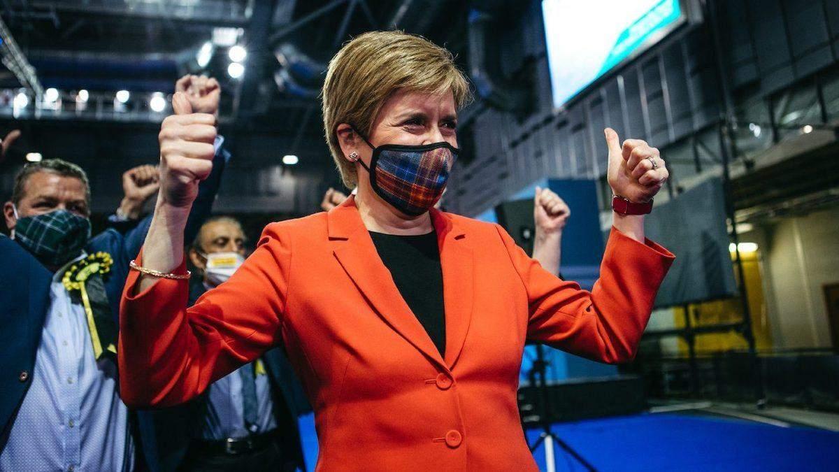 В Шотландии выборы разгромно выиграла партия сторонников независимости