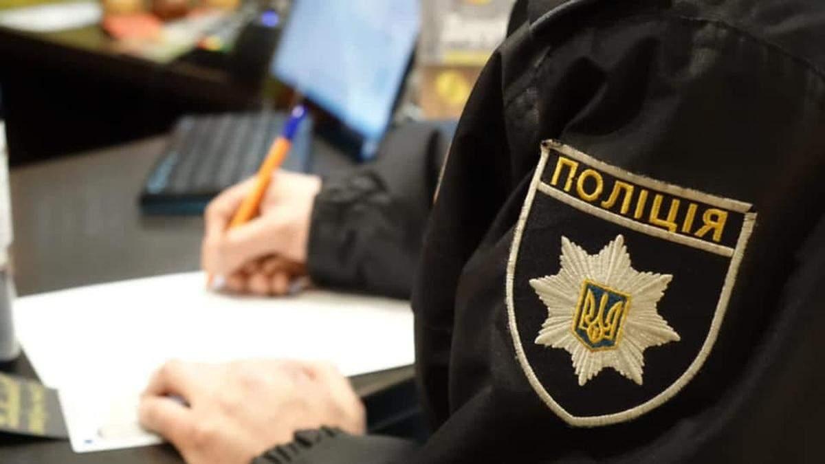 ДТП с участием сына полицейского на Тернопольщине: данные от полиции