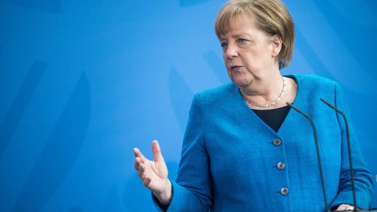 Партия Меркель теряет свою популярность в Германии