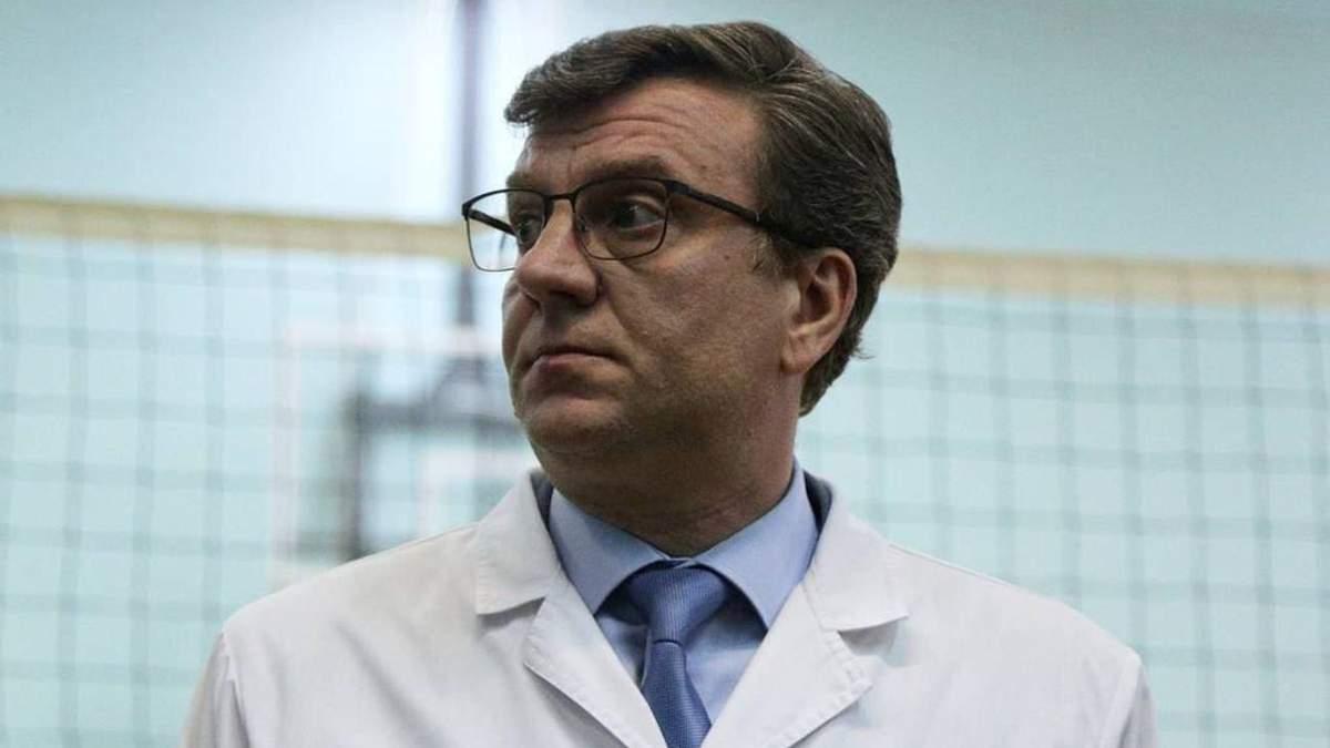 У Росії зник у лісі ексглава лікарні, де лежав Олексій Навальний